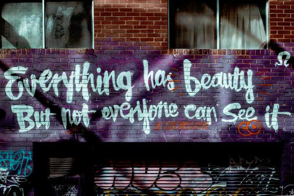 Aanreno grafitti wall